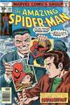 Amazing Spider-Man #169 comic books - cover scans photos Amazing Spider-Man #169 comic books - covers, picture gallery