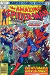 Amazing Spider-Man #174 comic books - cover scans photos Amazing Spider-Man #174 comic books - covers, picture gallery