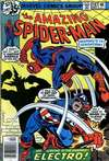 Amazing Spider-Man #187 comic books - cover scans photos Amazing Spider-Man #187 comic books - covers, picture gallery