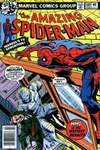 Amazing Spider-Man #189 comic books - cover scans photos Amazing Spider-Man #189 comic books - covers, picture gallery