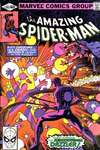 Amazing Spider-Man #203 comic books - cover scans photos Amazing Spider-Man #203 comic books - covers, picture gallery