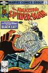 Amazing Spider-Man #205 comic books - cover scans photos Amazing Spider-Man #205 comic books - covers, picture gallery