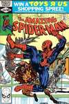 Amazing Spider-Man #209 comic books - cover scans photos Amazing Spider-Man #209 comic books - covers, picture gallery