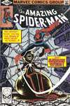 Amazing Spider-Man #210 comic books - cover scans photos Amazing Spider-Man #210 comic books - covers, picture gallery