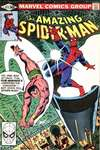 Amazing Spider-Man #211 comic books - cover scans photos Amazing Spider-Man #211 comic books - covers, picture gallery