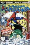 Amazing Spider-Man #212 comic books - cover scans photos Amazing Spider-Man #212 comic books - covers, picture gallery