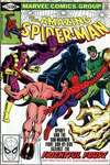 Amazing Spider-Man #214 comic books - cover scans photos Amazing Spider-Man #214 comic books - covers, picture gallery