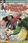 Amazing Spider-Man #217 comic books - cover scans photos Amazing Spider-Man #217 comic books - covers, picture gallery