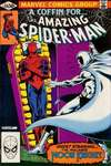 Amazing Spider-Man #220 comic books - cover scans photos Amazing Spider-Man #220 comic books - covers, picture gallery