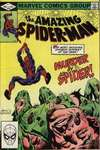 Amazing Spider-Man #228 comic books - cover scans photos Amazing Spider-Man #228 comic books - covers, picture gallery