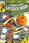 Amazing Spider-Man #244 comic books - cover scans photos Amazing Spider-Man #244 comic books - covers, picture gallery