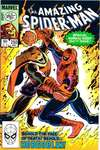 Amazing Spider-Man #250 comic books - cover scans photos Amazing Spider-Man #250 comic books - covers, picture gallery