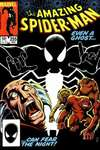 Amazing Spider-Man #255 Comic Books - Covers, Scans, Photos  in Amazing Spider-Man Comic Books - Covers, Scans, Gallery