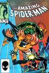 Amazing Spider-Man #257 comic books - cover scans photos Amazing Spider-Man #257 comic books - covers, picture gallery