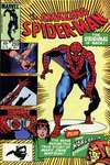 Amazing Spider-Man #259 comic books - cover scans photos Amazing Spider-Man #259 comic books - covers, picture gallery