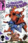 Amazing Spider-Man #260 comic books - cover scans photos Amazing Spider-Man #260 comic books - covers, picture gallery
