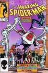 Amazing Spider-Man #263 comic books - cover scans photos Amazing Spider-Man #263 comic books - covers, picture gallery