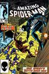 Amazing Spider-Man #265 comic books - cover scans photos Amazing Spider-Man #265 comic books - covers, picture gallery