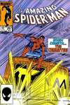 Amazing Spider-Man #267 comic books - cover scans photos Amazing Spider-Man #267 comic books - covers, picture gallery