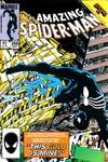 Amazing Spider-Man #268 comic books - cover scans photos Amazing Spider-Man #268 comic books - covers, picture gallery