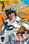 Amazing Spider-Man #273 comic books - cover scans photos Amazing Spider-Man #273 comic books - covers, picture gallery