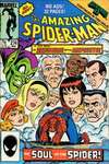 Amazing Spider-Man #274 comic books - cover scans photos Amazing Spider-Man #274 comic books - covers, picture gallery