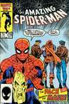 Amazing Spider-Man #276 comic books - cover scans photos Amazing Spider-Man #276 comic books - covers, picture gallery