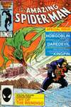 Amazing Spider-Man #277 comic books - cover scans photos Amazing Spider-Man #277 comic books - covers, picture gallery
