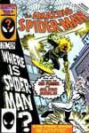 Amazing Spider-Man #279 comic books - cover scans photos Amazing Spider-Man #279 comic books - covers, picture gallery