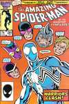 Amazing Spider-Man #281 Comic Books - Covers, Scans, Photos  in Amazing Spider-Man Comic Books - Covers, Scans, Gallery