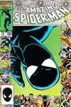 Amazing Spider-Man #282 comic books - cover scans photos Amazing Spider-Man #282 comic books - covers, picture gallery
