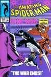 Amazing Spider-Man #288 Comic Books - Covers, Scans, Photos  in Amazing Spider-Man Comic Books - Covers, Scans, Gallery