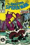 Amazing Spider-Man #292 comic books - cover scans photos Amazing Spider-Man #292 comic books - covers, picture gallery