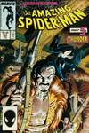 Amazing Spider-Man #294 comic books - cover scans photos Amazing Spider-Man #294 comic books - covers, picture gallery