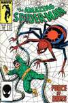 Amazing Spider-Man #296 comic books - cover scans photos Amazing Spider-Man #296 comic books - covers, picture gallery