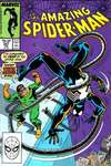 Amazing Spider-Man #297 comic books - cover scans photos Amazing Spider-Man #297 comic books - covers, picture gallery