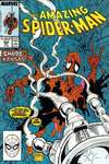 Amazing Spider-Man #302 comic books - cover scans photos Amazing Spider-Man #302 comic books - covers, picture gallery