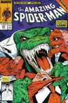 Amazing Spider-Man #313 comic books - cover scans photos Amazing Spider-Man #313 comic books - covers, picture gallery