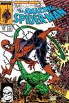 Amazing Spider-Man #318 comic books - cover scans photos Amazing Spider-Man #318 comic books - covers, picture gallery