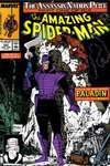 Amazing Spider-Man #320 comic books - cover scans photos Amazing Spider-Man #320 comic books - covers, picture gallery