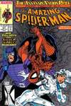 Amazing Spider-Man #321 comic books - cover scans photos Amazing Spider-Man #321 comic books - covers, picture gallery