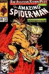 Amazing Spider-Man #324 comic books - cover scans photos Amazing Spider-Man #324 comic books - covers, picture gallery