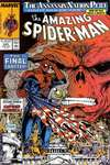 Amazing Spider-Man #325 comic books - cover scans photos Amazing Spider-Man #325 comic books - covers, picture gallery