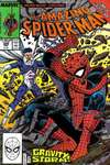Amazing Spider-Man #326 comic books - cover scans photos Amazing Spider-Man #326 comic books - covers, picture gallery