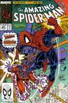Amazing Spider-Man #327 comic books - cover scans photos Amazing Spider-Man #327 comic books - covers, picture gallery
