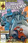 Amazing Spider-Man #329 comic books - cover scans photos Amazing Spider-Man #329 comic books - covers, picture gallery