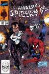 Amazing Spider-Man #330 comic books - cover scans photos Amazing Spider-Man #330 comic books - covers, picture gallery