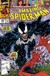 Amazing Spider-Man #332 comic books - cover scans photos Amazing Spider-Man #332 comic books - covers, picture gallery