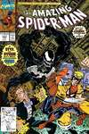 Amazing Spider-Man #333 comic books - cover scans photos Amazing Spider-Man #333 comic books - covers, picture gallery