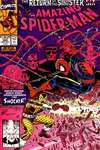 Amazing Spider-Man #335 comic books - cover scans photos Amazing Spider-Man #335 comic books - covers, picture gallery